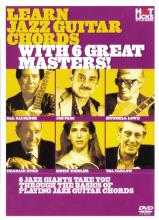 Learn Jazz Guitar Chords With 6 Great Masters