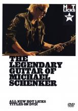"Dave Celentano ""The Legendary Guitar Of Michael Schenker"""