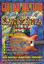 "Curt Mitchell ""Guitar Method In The Style Of Santana"""
