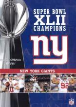 NFL Films Super Bowl XLII Champions