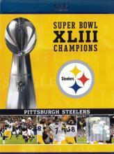 NFL Films Super Bowl XLIII Champions
