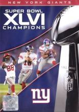 NFL Films Super Bowl XLVI Champions