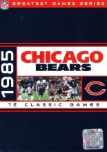 NFL Greatest Games Series: 1985 Chicago Bears