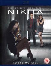 Nikita: The Complete Third Season
