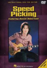 """Rowan Robertson """"Speed Picking"""""""
