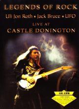 "Uli Jon Roth ""Live At Castle Donington"""