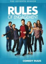 Rules Of Engagement: The Complete Seventh Season