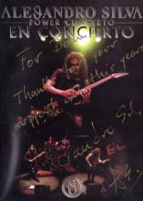 """Alejandro Silva & Power Cuarteto """"En Concierto"""""""
