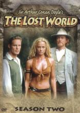 Sir Arthur Conan Doyle's The Lost World: Season Two