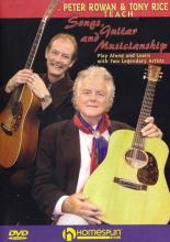 "Peter Rowan / Tony Rice ""Songs, Guitar And Musicianship"""