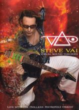 "Steve Vai ""Visual Sound Theories"""