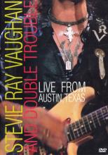 """Stevie Ray Vaughan """"Live From Austin, Texas"""""""