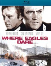 Where Eagles Dare`
