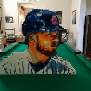 LEGO Cubs Second Baseman Ian Happ